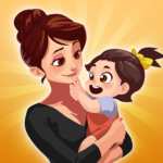 Pocket Family Dreams: Build My Virtual Home 1.1.5.16  (MOD, Unlimited Money)