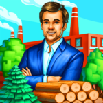 Timber Tycoon – Factory Management Strategy 1.1.8  (MOD, Unlimited Money)
