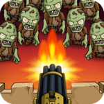 Zombie War: Idle Defense Game  71 (MOD, Unlimited Money)