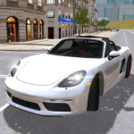 American City Fast Car Driving 2020 1.4 (MOD, Unlimited Money)