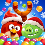 Angry Birds POP Bubble Shooter 3.94.1  (MOD, Unlimited Money)
