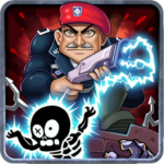 Army vs Zombies : Tower Defense Game 1.1.0 (MOD, Unlimited Money)