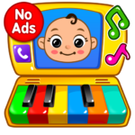 Baby Games – Piano, Baby Phone, First Words  1.3.4   (MOD, Unlimited Money)