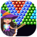 Bubble Shooter Magic Witch 1.6.0 (MOD, Unlimited Money)