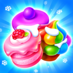 Cake Smash Mania – Swap and Match 3 Puzzle Game   5.01.5063 (MOD, Unlimited Money)