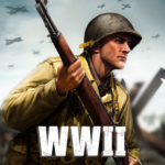Call Of Courage : WW2 FPS Action Game 1.0.33  (MOD, Unlimited Money)