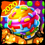 Candy Bomb Fever – 2020 Match 3 Puzzle Free Game 1.6.5 (MOD, Unlimited Money)