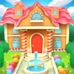 Candy Manor – Home Design 25.0   (MOD, Unlimited Money)