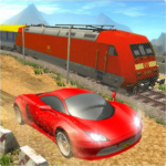 Car vs Train: High Speed Racing Game 1.7 (MOD, Unlimited Money)