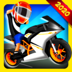 Cartoon Cycle Racing Game 3D 4.3 (MOD, Unlimited Money)