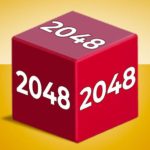 Chain Cube: 2048 3D merge game 1.50.04   (MOD, Unlimited Money)