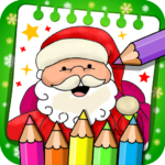 Christmas Coloring Book 1.30 (MOD, Unlimited Money)
