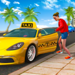 City Taxi Driving Sim 2020: Free Cab Driver Games 1.1.1 (MOD, Unlimited Money)