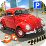 Classic Car Parking Real Driving Test 1.7.9 (MOD, Unlimited Money)