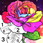Color By Number & Paint By Number – Coloring Book 6.0 (MOD, Unlimited Money)