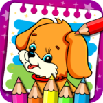 Coloring & Learn Animals – Kids Games 1.137  (MOD, Unlimited Money)