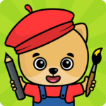 Coloring and drawing for kids 3.107 (MOD, Unlimited Money)