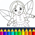 Coloring game for girls and women v16.6.0  (MOD, Unlimited Money)