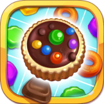 Cookie Mania – Match-3 Sweet Game 2.7.2  (MOD, Unlimited Money)