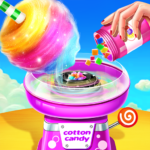 💜Cotton Candy Shop – Cooking Game🍬 6.5.5052 (MOD, Unlimited Money)