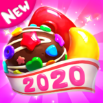 Crazy Candy Bomb – Sweet match 3 game 4.6.8  (MOD, Unlimited Money)