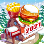 Crazy Chef: Fast Restaurant Cooking Games 1.1.53  (MOD, Unlimited Money)