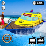 Cruise Captain: Water Boat Taxi Simulator 1.6 (MOD, Unlimited Money)
