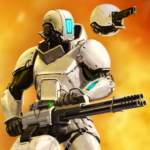 CyberSphere: TPS Online Action-Shooting Game 2.10 (MOD, Unlimited Money)