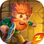 Dig Out! – Gold Digger Adventure 2.25.0  (MOD, Unlimited Money)