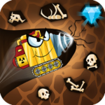 Digger Machine: dig and find minerals 2.7.6 (MOD, Unlimited Money)