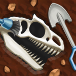 Dino Quest – Dig & Discover Dinosaur Fossil & Bone  1.8.6 (MOD, Unlimited Money)