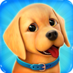 Dog Town: Pet Shop Game, Care & Play with Dog 1.4.64   (MOD, Unlimited Money)