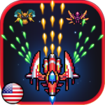 Falcon Squad: Galaxy Attack – Free shooting games  70.1 (MOD, Unlimited Money)