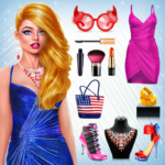 Fashion Games – Dress up Games, Stylist Girl Games 1.8  (MOD, Unlimited Money)