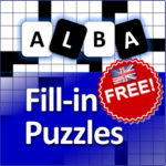 Fill it ins word puzzles – free crosswords 7.7  (MOD, Unlimited Money)