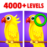 Find The Differences 1.4.9 (MOD, Unlimited Money)