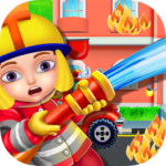 Firefighters Fire Rescue Kids – Fun Games for Kids 1.0.13 (MOD, Unlimited Money)