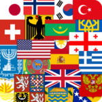 Flags of the World & Emblems of Countries: Quiz 2.15 (MOD, Unlimited Money)