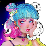Flora Coloring: Color by Number Painting Game 1.0.16 (MOD, Unlimited Money)