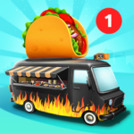 Food Truck Chef™ 🍕Cooking Games 🌮Delicious 8.4   (MOD, Unlimited Money)