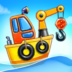 Game Island. Kids Games for Boys. Build House 5.0.2 (MOD, Unlimited Money)