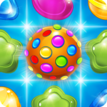 Gummy Candy – Match 3 Game 1.8 (MOD, Unlimited Money)