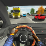 Highway Driving Car Racing Game : Car Games 2020 1.1   (MOD, Unlimited Money)
