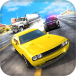 Highway Police Car Racing & Ambulance Rescue 1.3 (MOD, Unlimited Money)