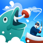 Hooked Inc: Fisher Tycoon  2.20.3 (MOD, Unlimited Money)