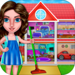 House Cleanup : Girl Home Cleaning Games 3.9.1 (MOD, Unlimited Money)