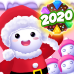 Ice Crush 2020 -A Jewels Puzzle Matching Adventure 3.6.3  (MOD, Unlimited Money)