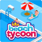 Idle Beach Tycoon : Cash Manager Simulator 1.0.24 (MOD, Unlimited Money)