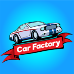 Idle Car Factory: Car Builder, Tycoon Games 2020🚓  v14.0.2   (MOD, Unlimited Money)