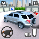 In Car Parking Games – Prado New Driving Game 1.4 (MOD, Unlimited Money)
